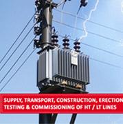 Electrification (LT & HT)